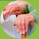 Cuidado de personas mayores en Santander